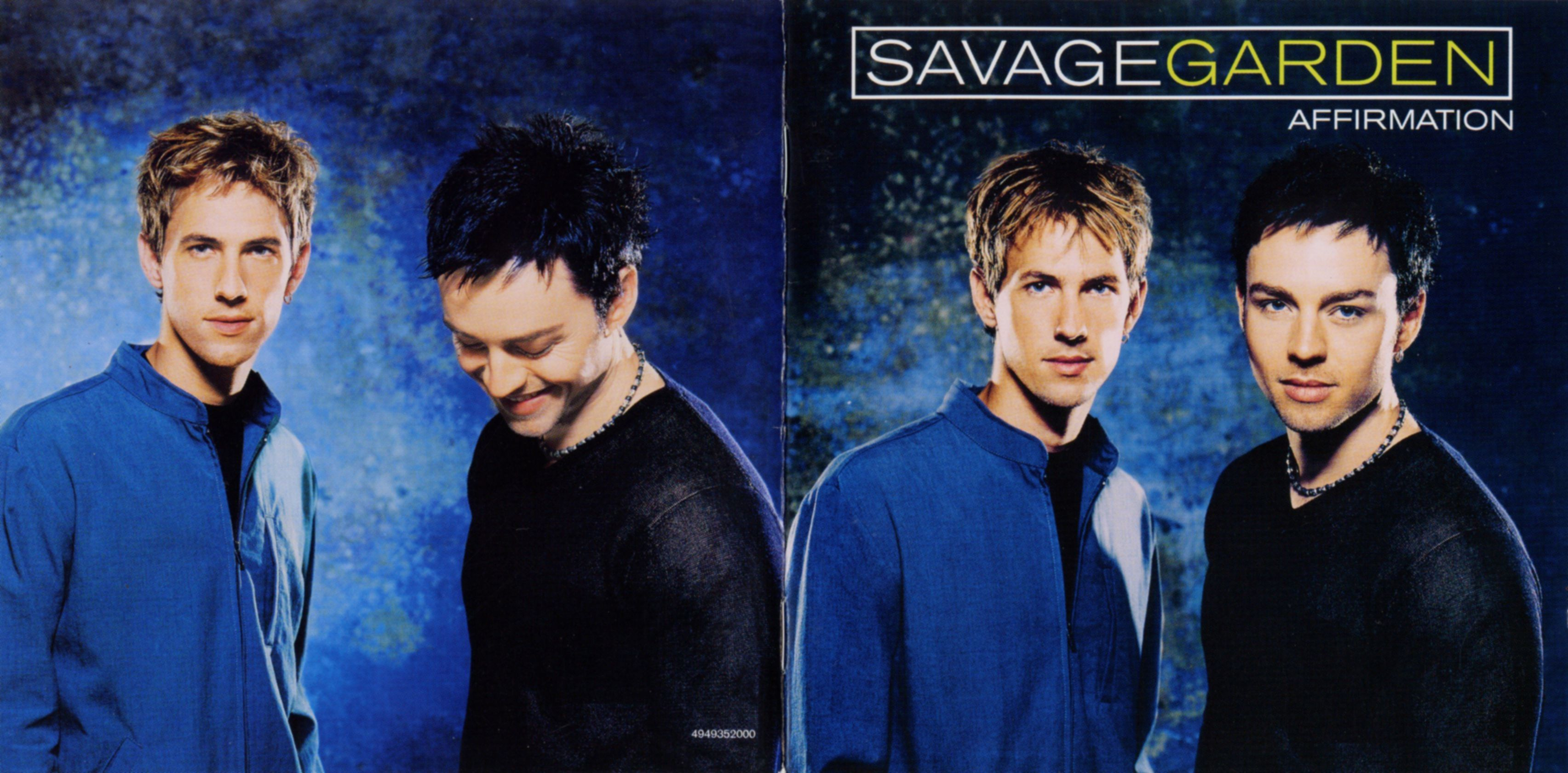 Savage Garden Affirmation CD Album At Discogs