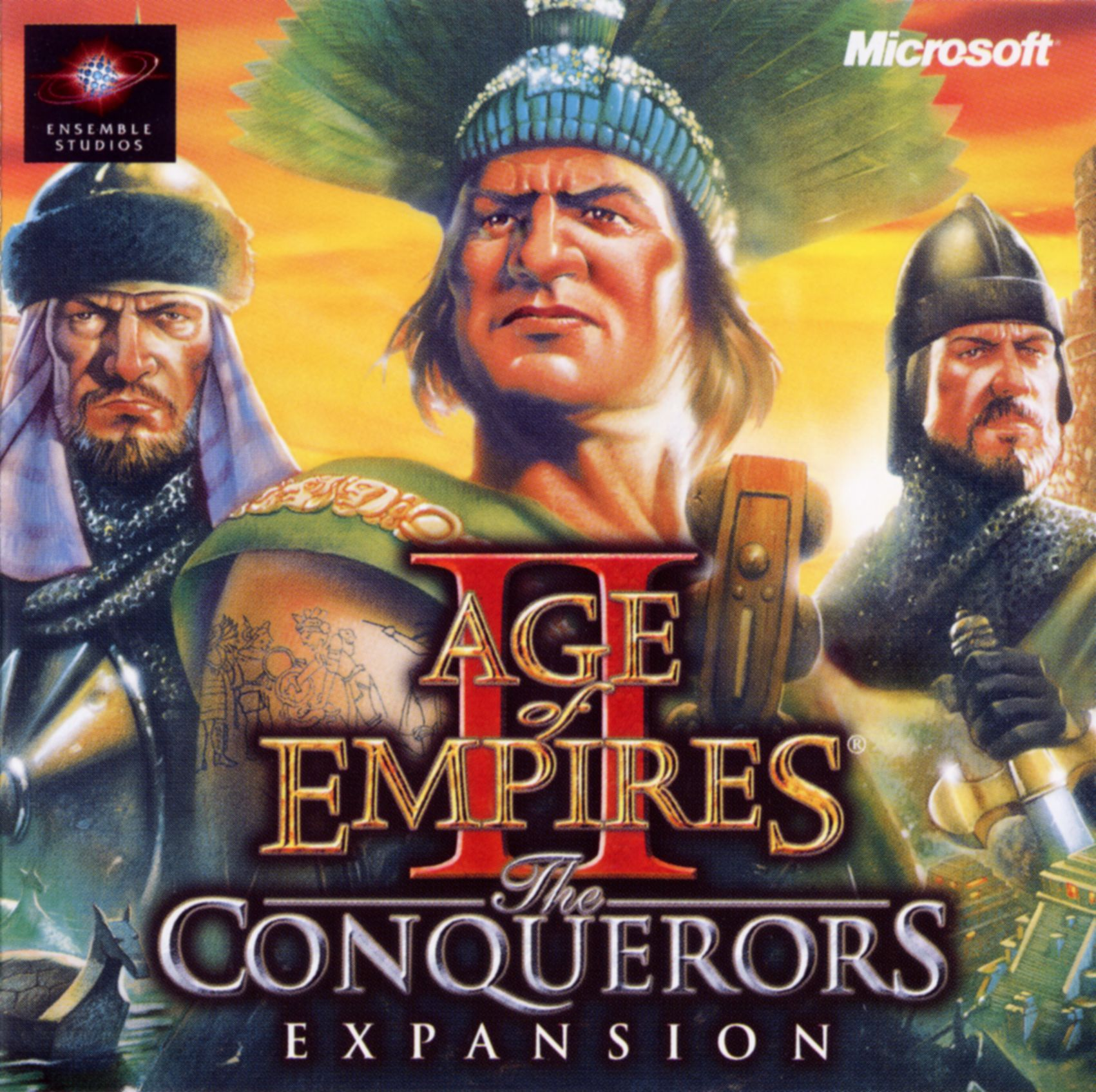 http://www.ilbaluardo.com/Cover/Pc/Age of Empires 2 - The Conquerors - Front.jpg